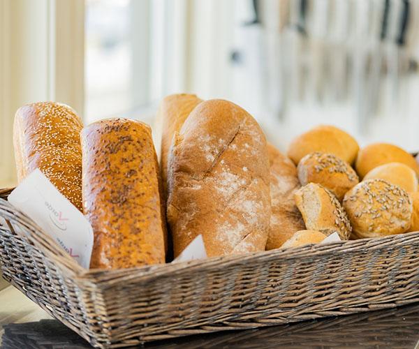 Brød og bakevarer